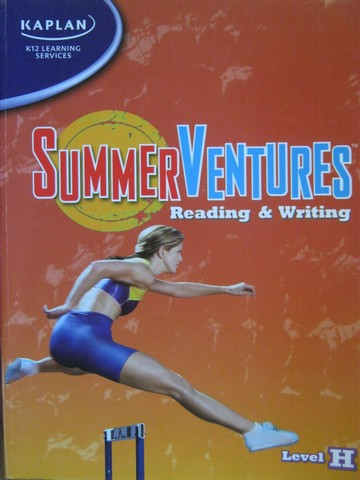 Summer Ventures Reading & Writing Level H (P)