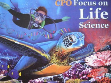 CPO Focus on Life Science (H) by Eddleman, Carabatos, Gutman,