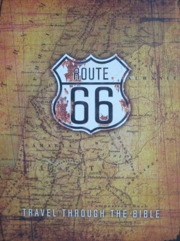 Route 66 Travel Through the Bible (P) by Mark Reed