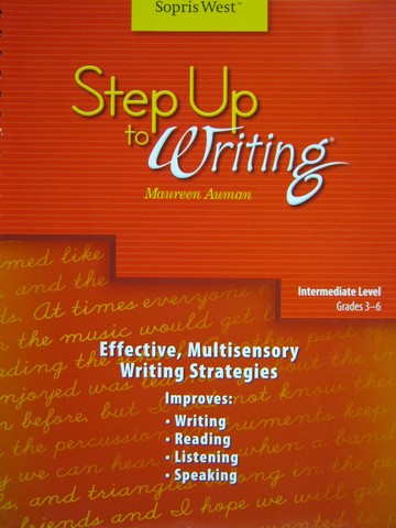 Step Up to Writing 3rd Edition Intermediate TG (TE)(Spiral)