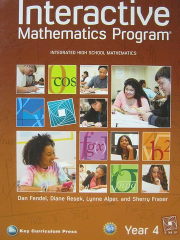 Interactive Mathematics Program Year 4 2nd Edition (H) by Fendal