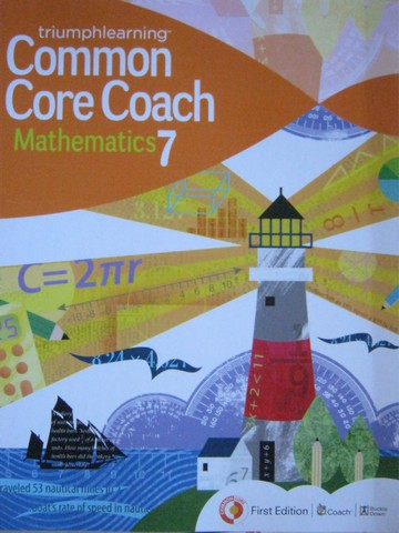 Common Core Coach Mathematics 7 (P)