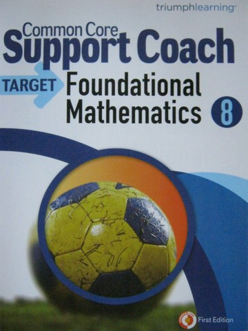 Target Foundational Mathematics 8 (P) by Jerry Kaplan
