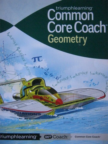 Common Core Coach Geometry (P)