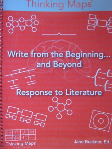 Write from the Beginning & Beyond Response to Literature(Spiral)
