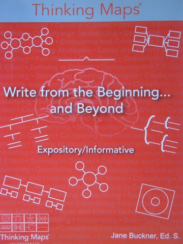 Write from the Beginning & Beyond Expository Informative(Spiral)