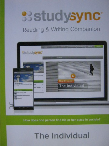 Studysync 11.2 Reading & Writing Companion (P)