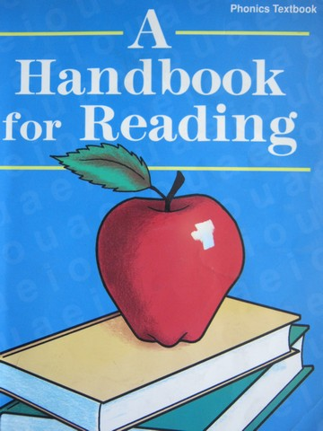 A Handbook for Reading Phonics Textbook 3rd Edition (P)