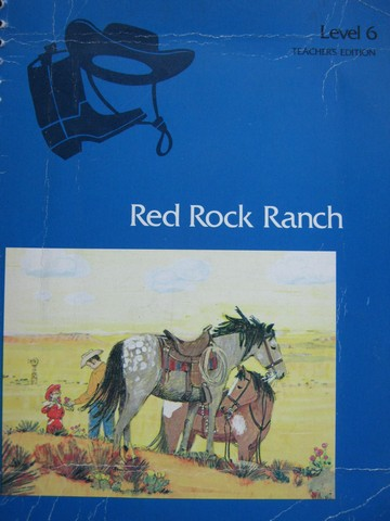 Red Rock Ranch Level 6 TE (TE)(Spiral) by Fay, Ross, & LaPray