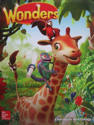Wonders 1 Literature Anthology (Pk) by August, Bear, Dole,