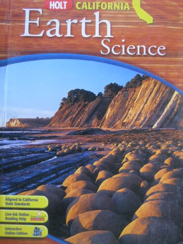 California Earth Science (CA)(H) by Allen, Bachman, Berg