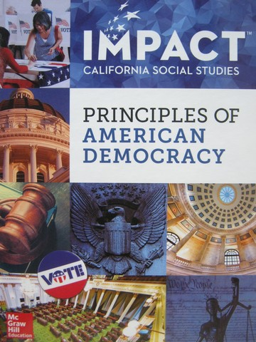 Principles of American Democracy (CA)(H) by Remy, Ritchie,