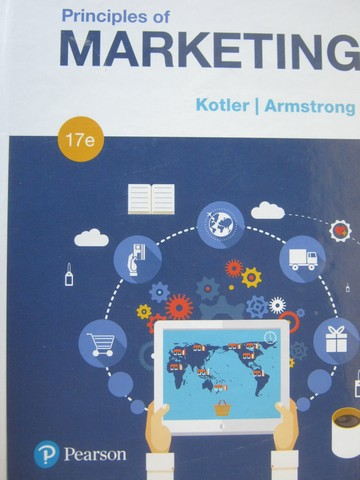 Principles of Marketing 17th Edition (H) by Kotler & Armstrong