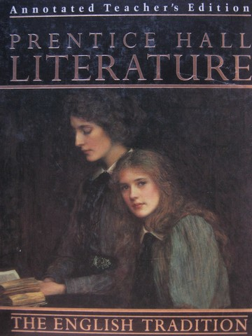 PH Literature The English Tradition 2nd Edition ATE (TE)(H)