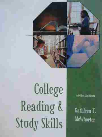 College Reading & Study Skills 9th Edition (P) by McWhorter