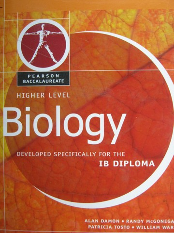 Pearson Baccalaureate Biology Higher Level (P) by Damon,