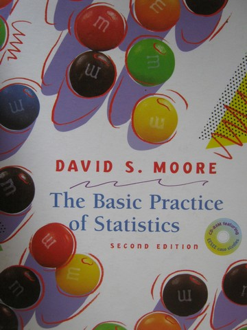 Basic Practice of Statistics 2nd Edition (H) by David S Moore