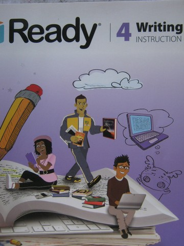 Ready 4 Writing Instruction (P) by Adam Berkin