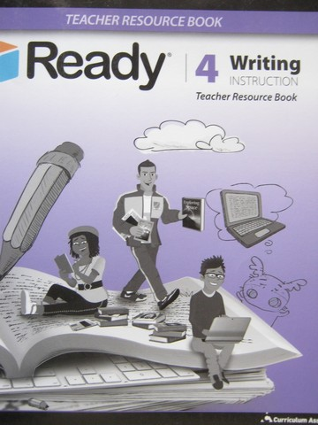 Ready 4 Writing Instruction Teacher Resource Book (TE)(P)