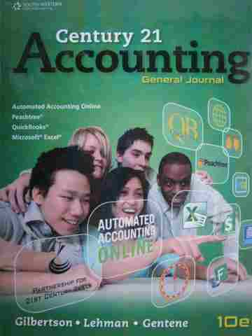 Century 21 Accounting General Journal 10th Edition (H)