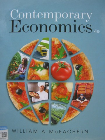 Contemporary Economics 4th Edition (H) by William A McEachern