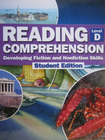 Reading Comprehension Level D Student Edition (P) by Coan