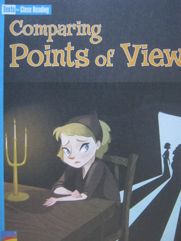 Texts for Close Reading 3 Comparing Points of View (P) by Fuerst