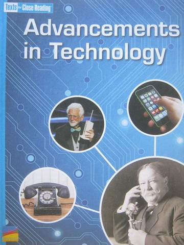 Texts for Close Reading 3 Advancements in Technology (P)