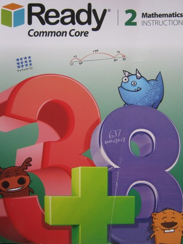 Ready Common Core 2 Mathematics Instruction (P) by Cindy Tripp