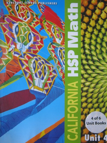 California HSP Math 2-4 (CA)(P) by Maletsky, McLeod, Andrews,