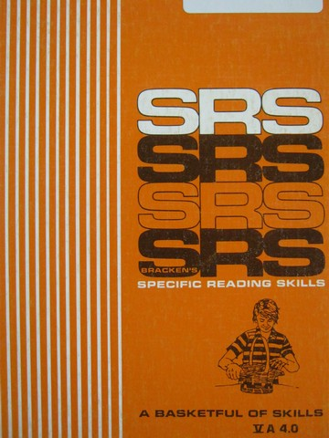 SRS A Basketful of Skills V A 4.0 (P) by Bracken, Hays, Whorton,