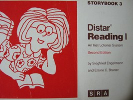 Distar Reading 1 2nd Edition Storybook 3 (P) by Engelmann,