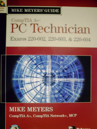 CompTIA A+ PC Technician Exams 220-602 220-603 220-604 (P)