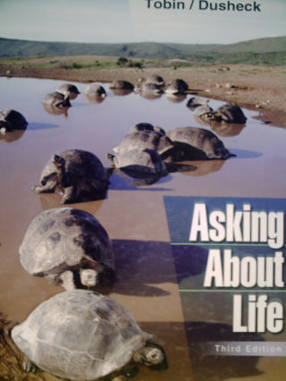 Asking About Life 3rd Edition (H) by Tobin & Dusheck