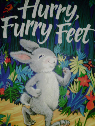 Celebrate Reading! 1B Hurry Furry Feet (H)