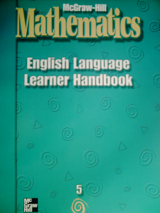 McGraw-Hill Mathematics 5 English Language Learner HB (P)