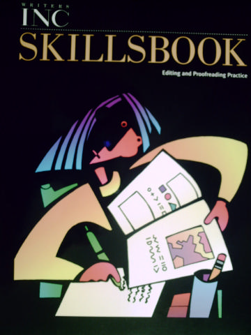 Writers Inc 11 Skillsbook (P) by Sebranek & Kemper