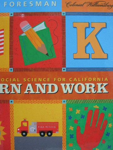 History-Social Science for California K TRP (CA)(TE)(Binder)