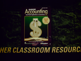 Accounting 1st-Year Course 5e TRP (TE)(Pk)