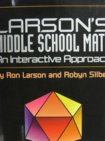 Larson's Middle School Math Course 2 TRG (TE)(Binder) by Larson