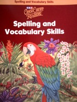 SRA Open Court Reading 6 Spelling & Vocabulary Skills (P)