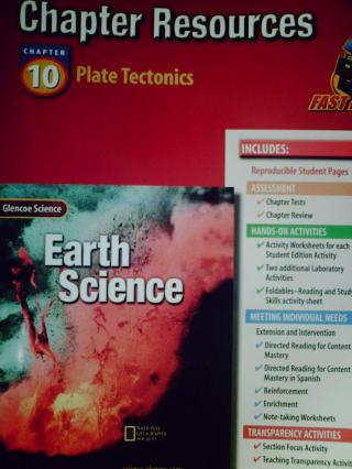 Glencoe earth science study guide answer key Glencoe Earth