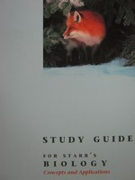 Biology Concepts & Applications Study Guide (P) by Jackson