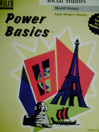 Power Basics Early Modern History 1 Europe in the Middle Ages (P