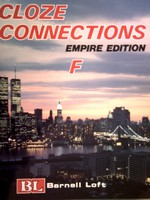 Cloze Connections F Empire 2nd Edition (P) by Boning, Goldstein,