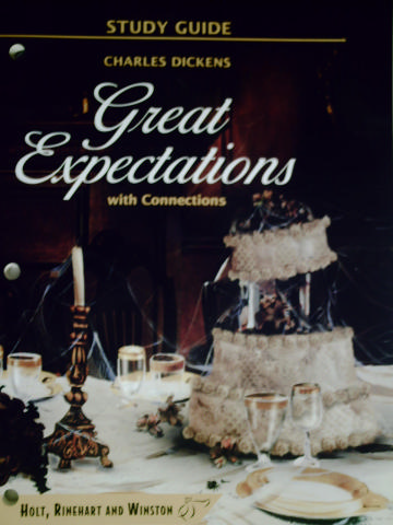 Study Guide Great Expectations with Connections (P)