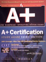 A+ Certification Study Guide 3rd Edition (H) by D. Lynn White