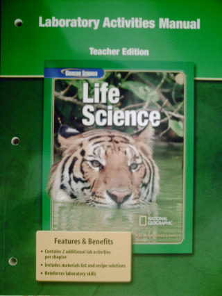 Glencoe Life Science Chapter Resources 6 Adaptations Over P