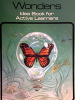 Wonders Green 3 Idea Book for Active Learners (P)