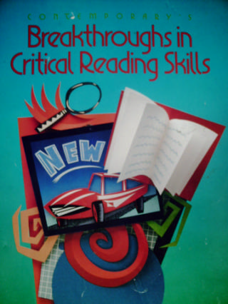 Breakthroughs in Critical Reading Skills (P) by Benner